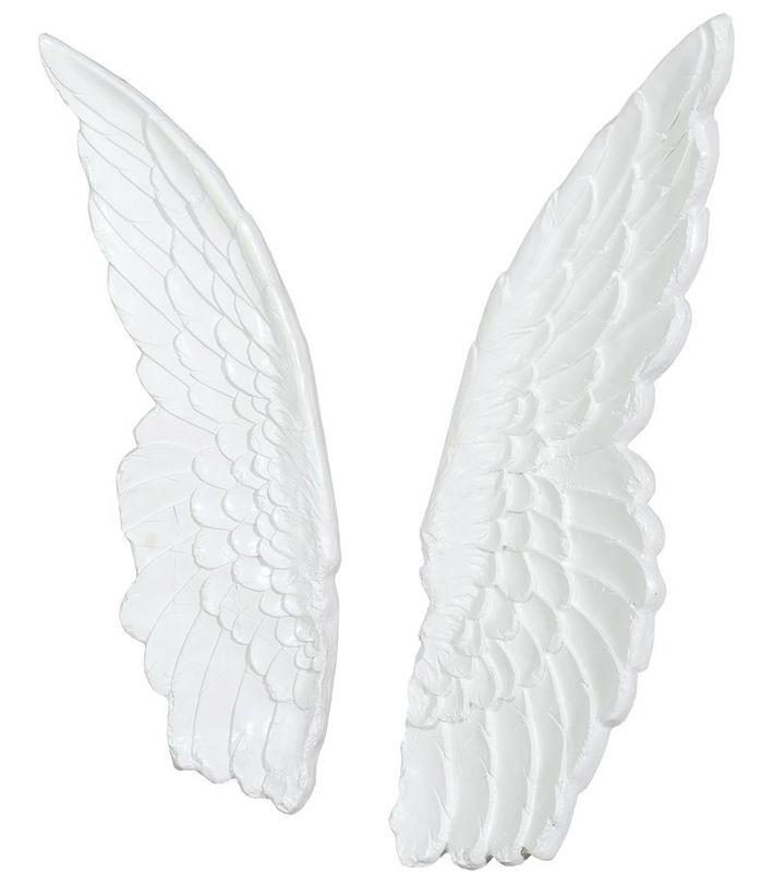 Панно Крылья белые 16775W. Фото №1