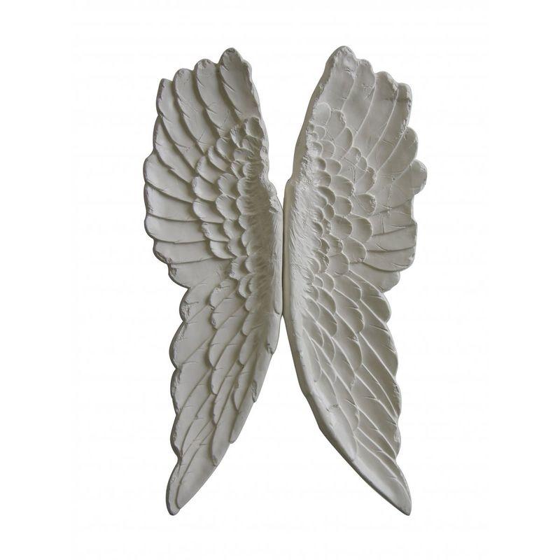 Панно Крылья белые 16775W. Фото №2