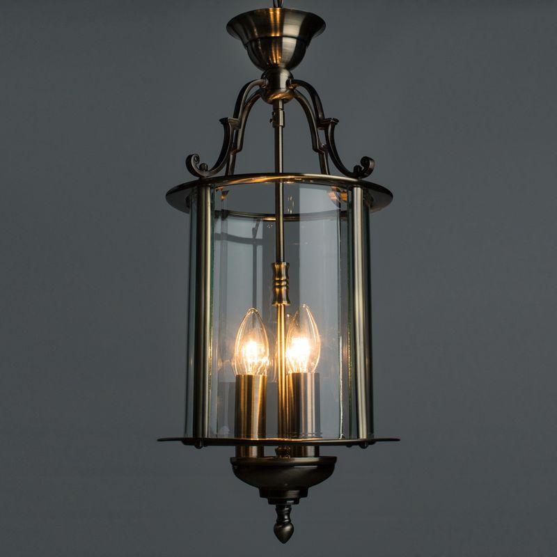 Светильник подвесной RIMINI A6503SP-3AB. Фото №1