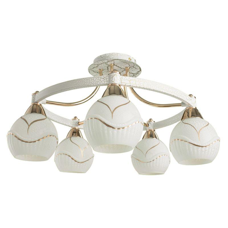 Светильник потолочный Arte Lamp Daniella A6173PL-5WG