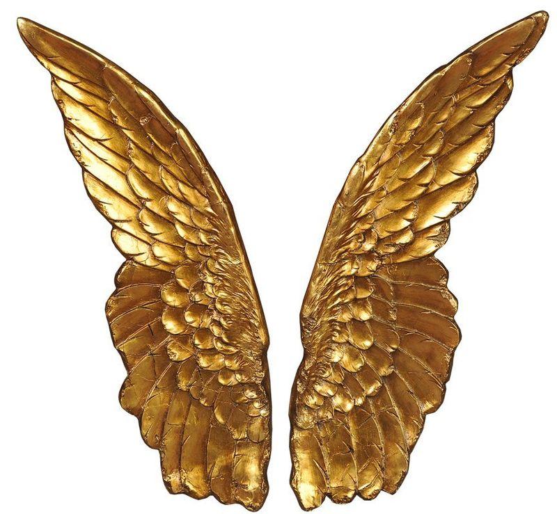 Панно Крылья золотые 16775G