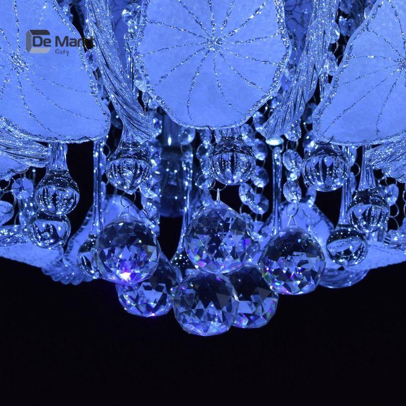 Потолочная люстра Изольда 6 366012106. Фото №2