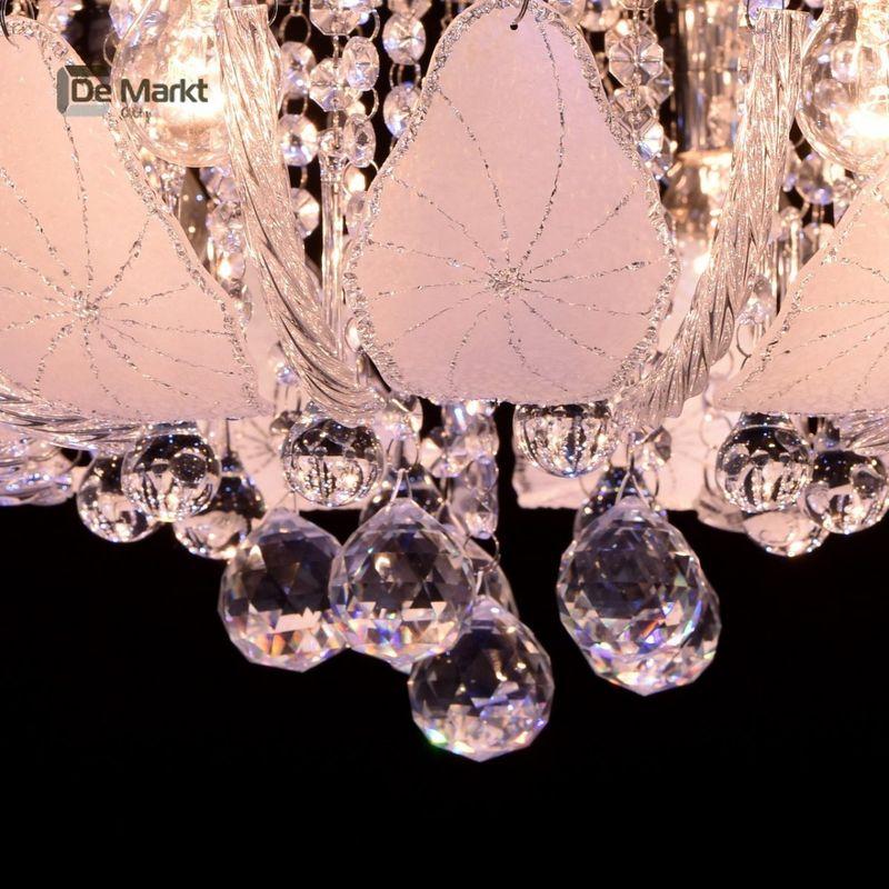 Потолочная люстра Изольда 6 366012106. Фото №3
