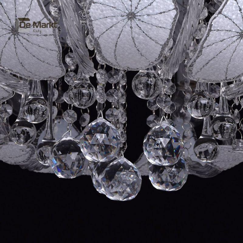 Потолочная люстра Изольда 6 366012106. Фото №4