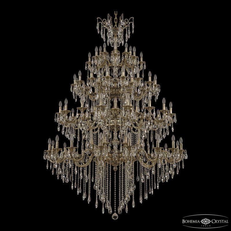 Люстра Bohemia Ivele Crystal Florence 71105/24+24+24+16/590/XL/4d B GB Y1