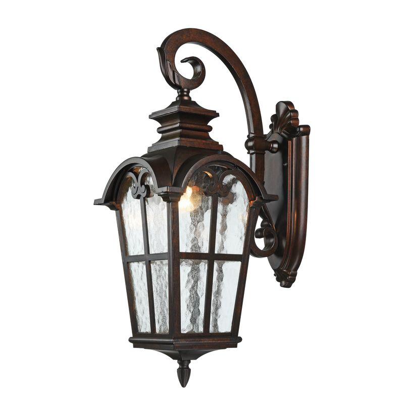 Уличный настенный светильник Bristol 2036-1W