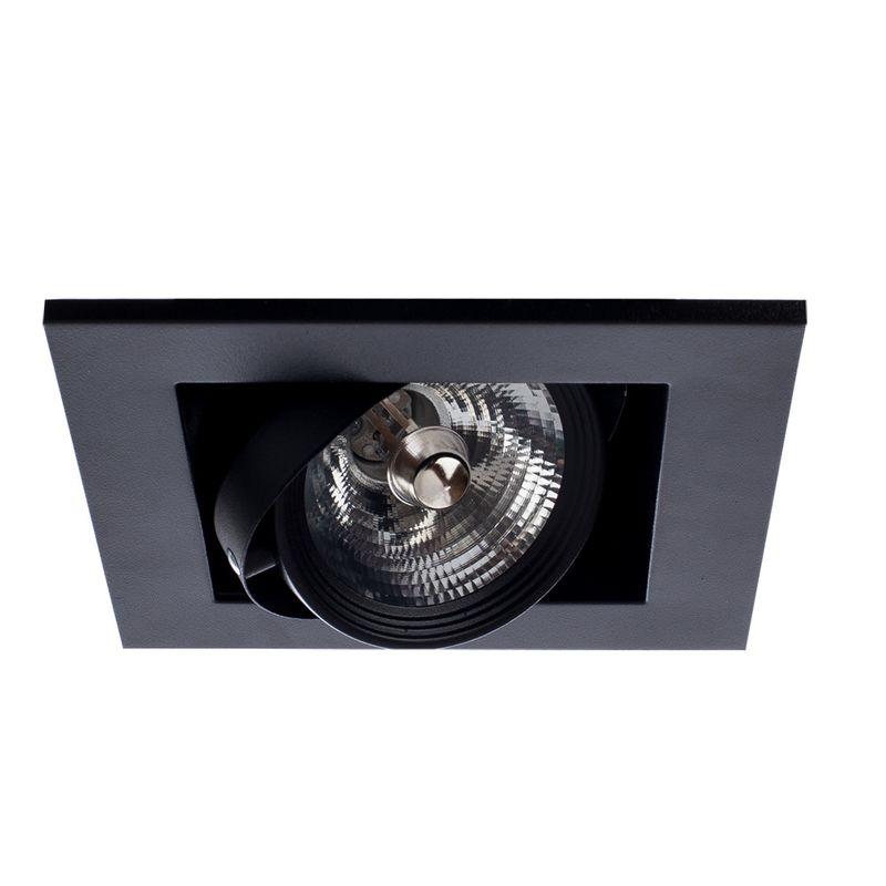 Встраиваемый светильник поворотный Arte Lamp Technika A5930PL-1BK