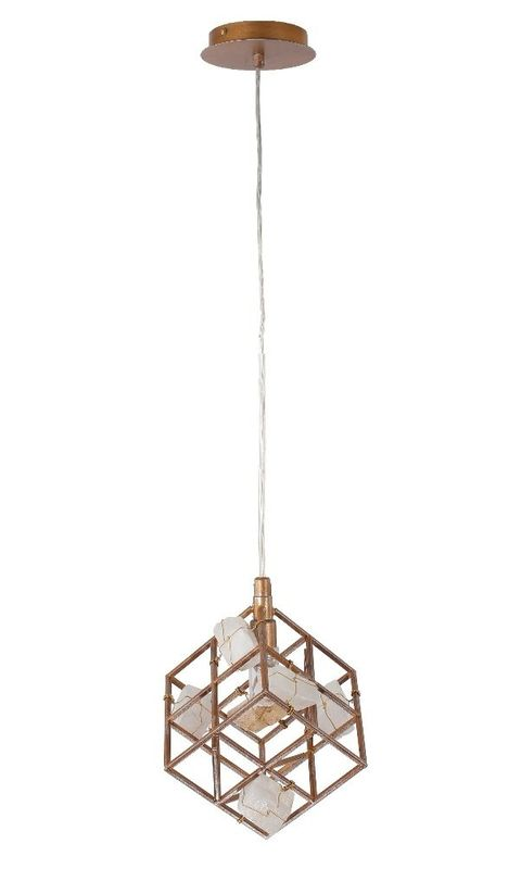 Светильник подвесной DIEGO SP1 GOLD