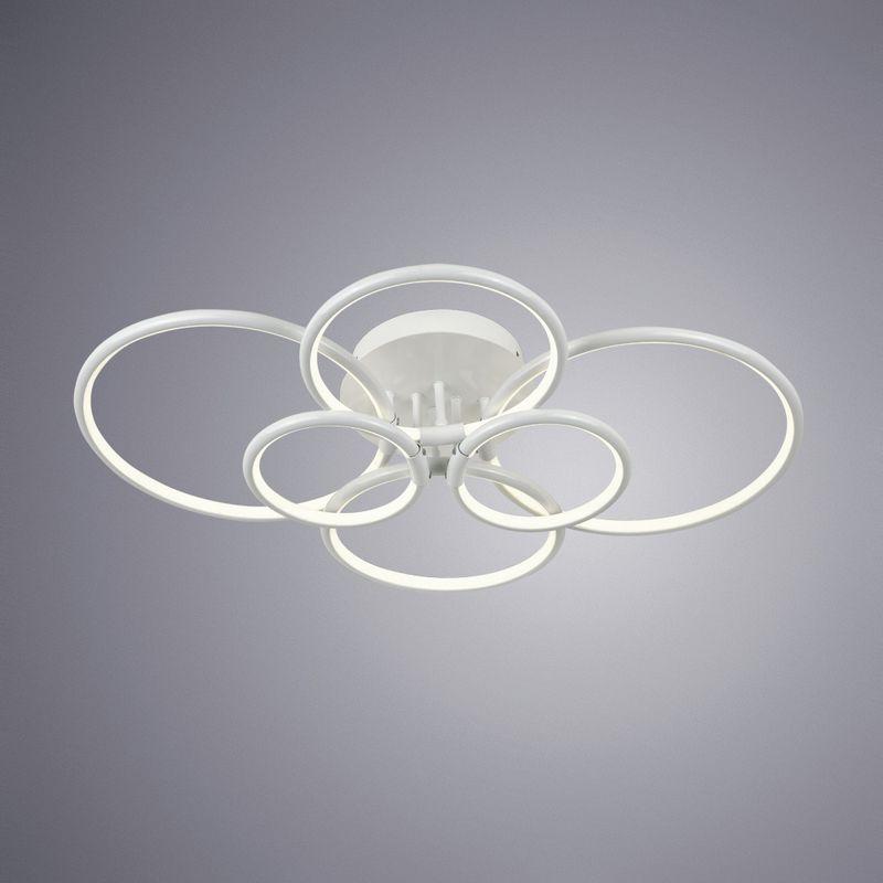 Светильник потолочный Arte Lamp A2516 A2516PL-6WH