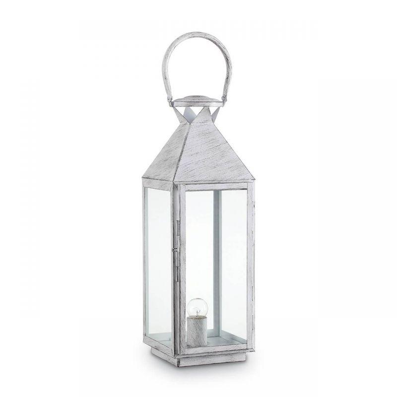 Настольная лампа Ideal Lux Mermaid TL1 Big Bianco Antico