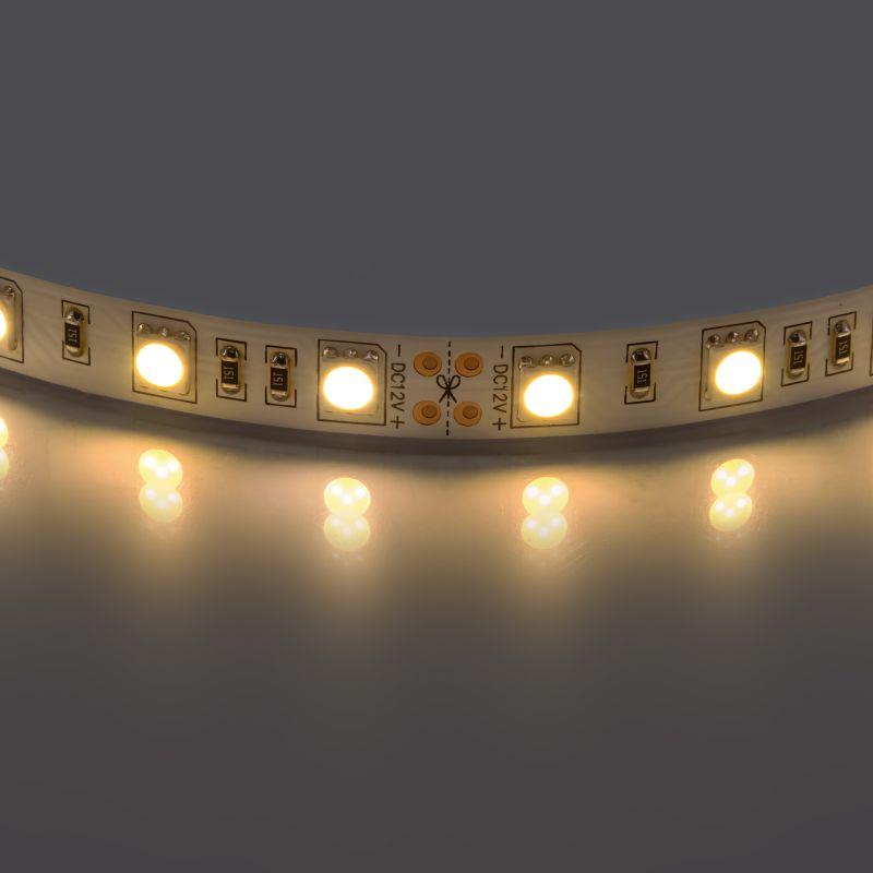 Лента белого свечения 400052