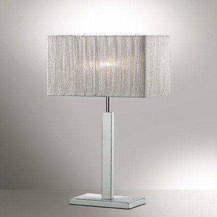 Настольная лампа MISSOURI TL1 BIG ARGENTO 035901