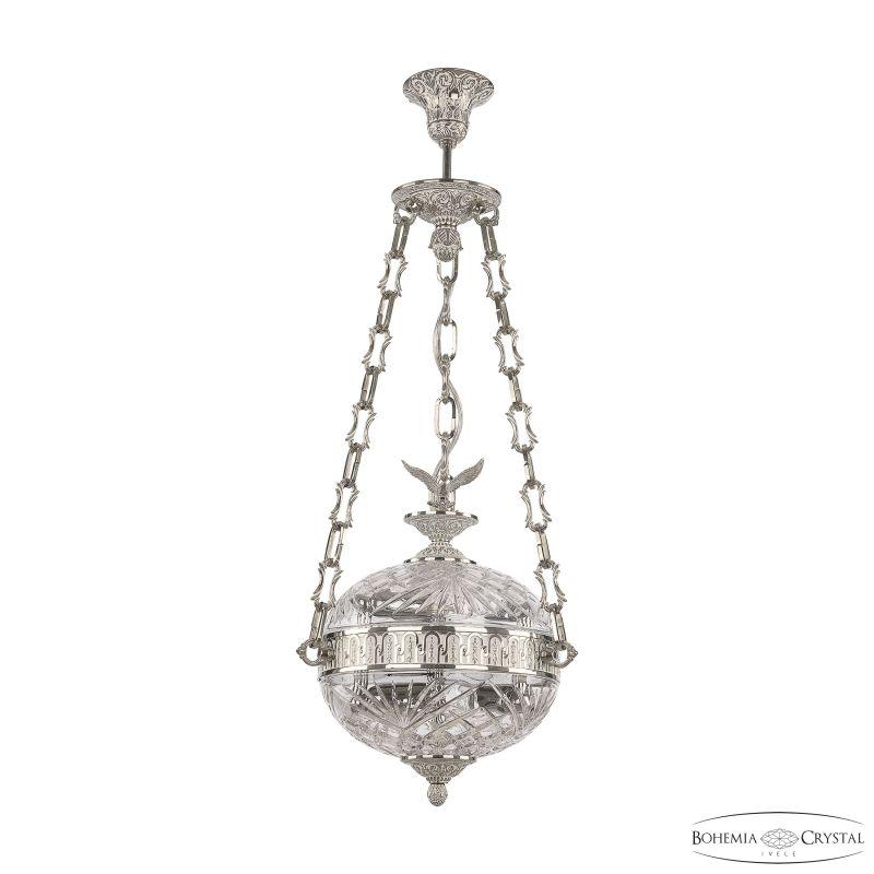Подвесной светильник Bohemia Ivele Crystal 71000P/25 NW PAL FE1S