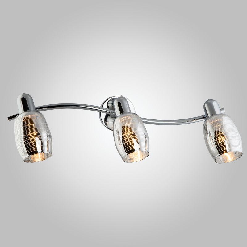 Настенный светильник Eurosvet Polaris 20033/3 хром