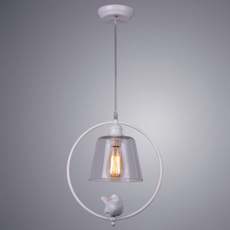 Светильник подвесной Arte Lamp Passero A4289SP-1WH