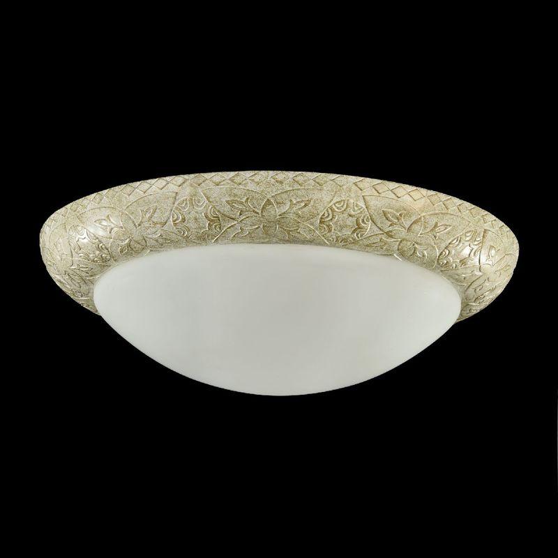 Настенно-потолочный светильник Lorena C366-CL-03-BG