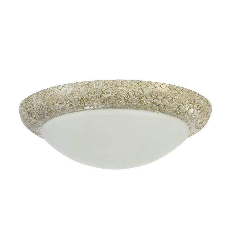 Настенно-потолочный светильник Lorena C366-CL-03-BG. Фото №1