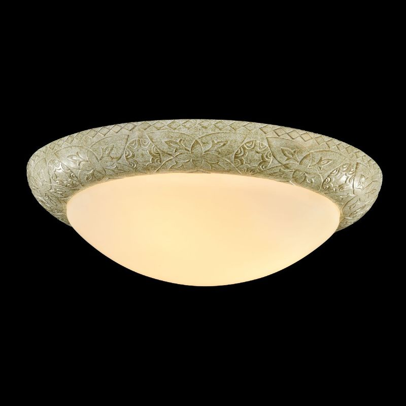 Настенно-потолочный светильник Lorena C366-CL-03-BG. Фото №2