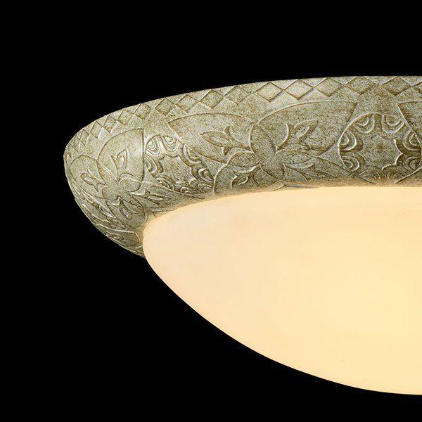 Настенно-потолочный светильник Lorena C366-CL-03-BG. Фото №5