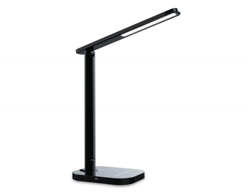 Светодиодная настольная лампа с USB портом и таймером Ambrella Desk DE445