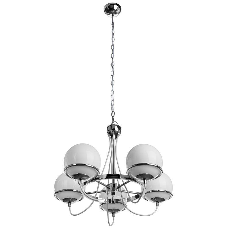 Люстра подвесная Arte Lamp bergamo A2990LM-5CC