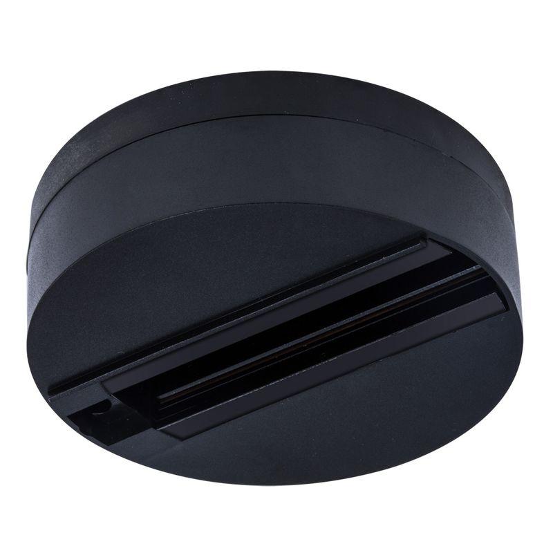 Шинопровод (трек) одноместный Arte Lamp track accessories A510106