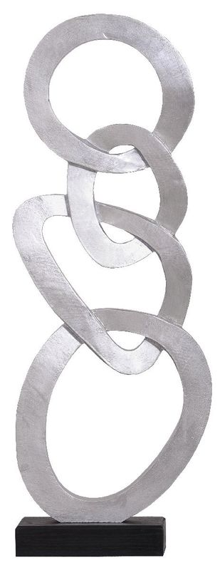 Скульптура 4 кольца-1 16792B