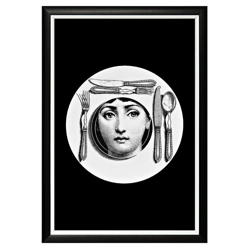Арт-постер Mona Lina 20
