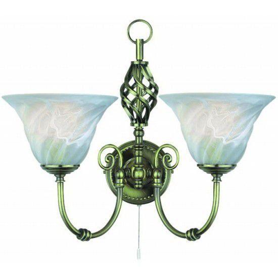 Светильник настенный Arte Lamp Cameroon A4581AP-2AB