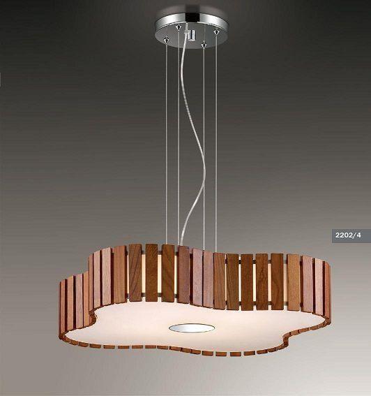 Люстра подвесная Odeon Light Lame 2202/4