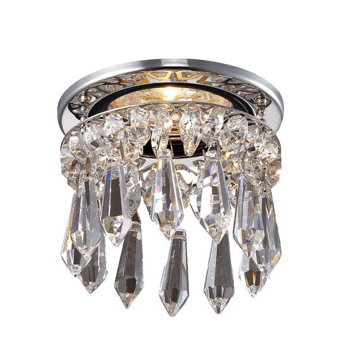 Точечный встраиваемый светильник NovoTech Drop 369330