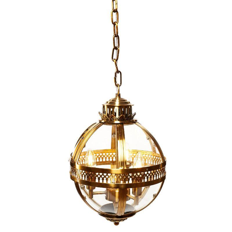 Светильник подвесной LOFT3043-BR
