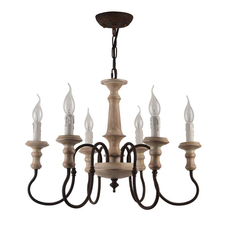 Светильник подвесной Arte Lamp A1700 A1700LM-6BR