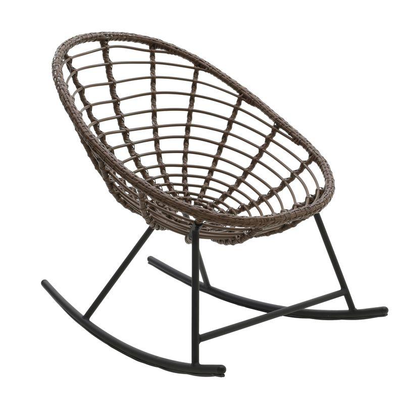 Кресло-качалка Soft living BD-192537