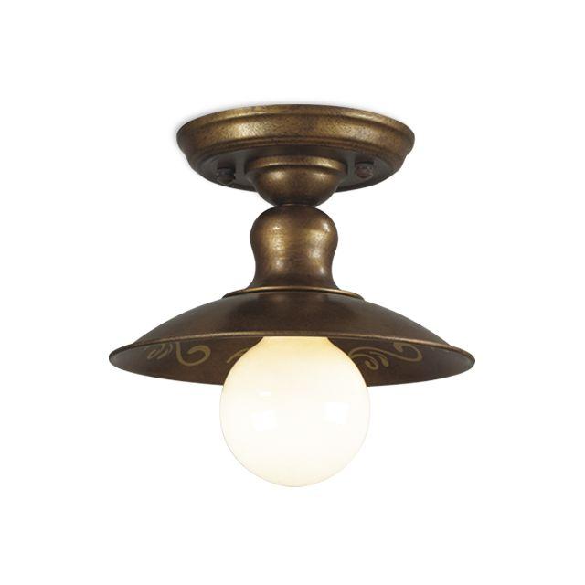 Потолочный металлический светильник Magrib 1214-1U