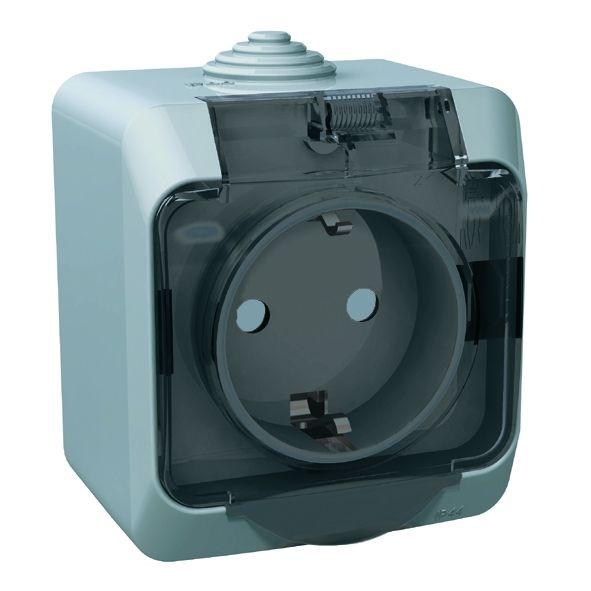 Электрическая розетка Schneider Electric Этюд BD-1222589