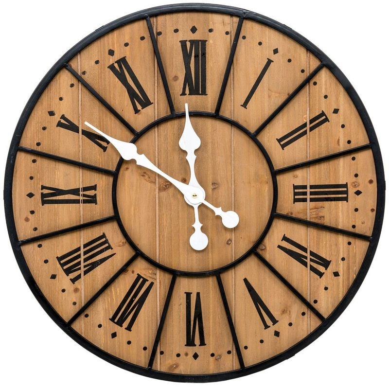 Настенные часы Де-Вилль 3112606