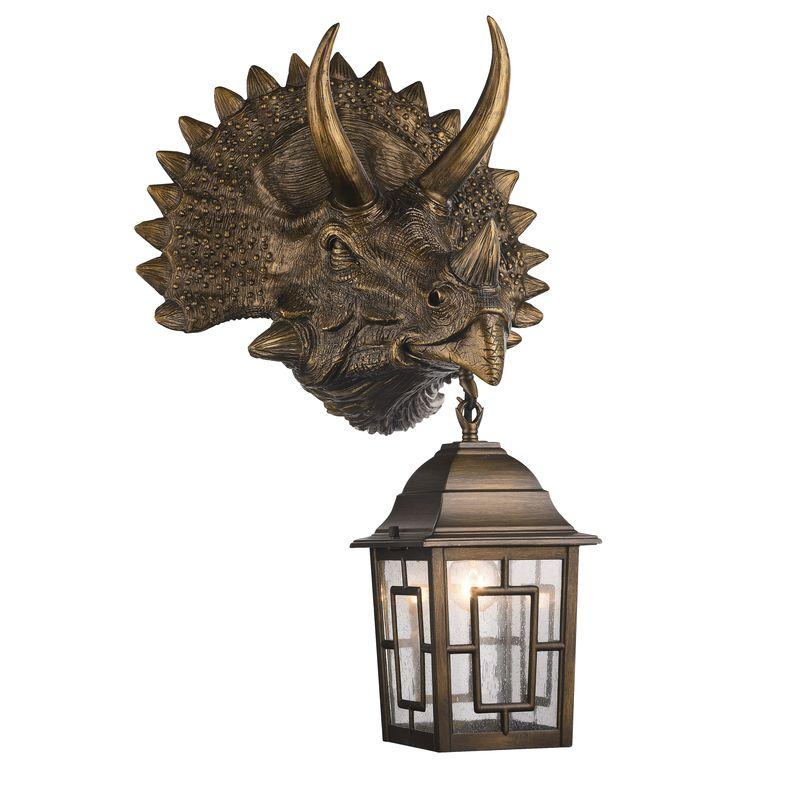 Уличный настенный светильник Hunt 2251-1W