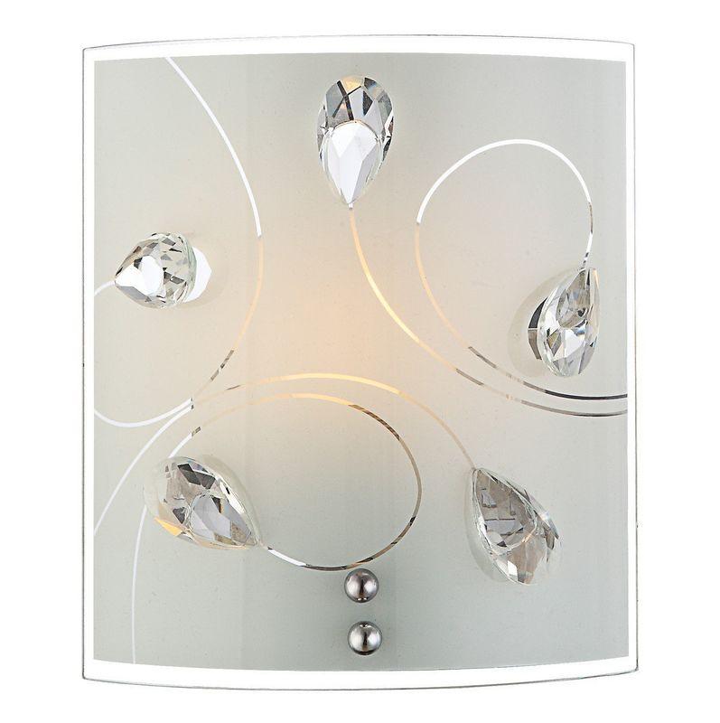 Светильник настенно-потолочный (тарелка) ALIVIA 40414-1W