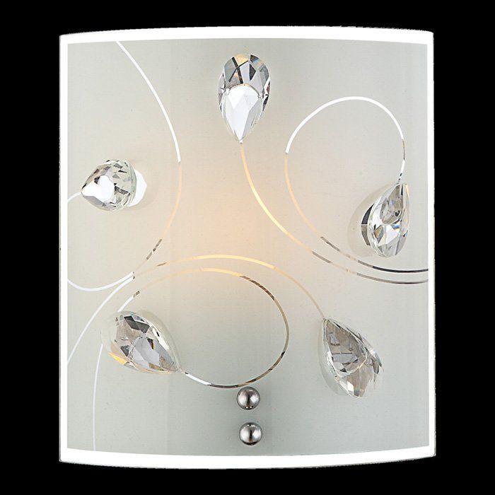 Светильник настенно-потолочный (тарелка) ALIVIA 40414-1W. Фото №1