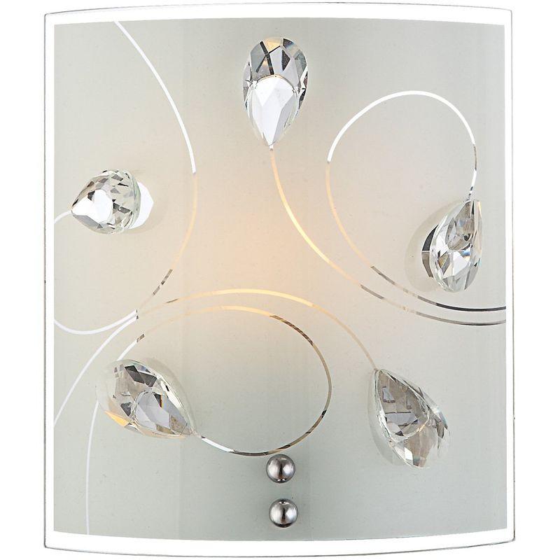 Светильник настенно-потолочный (тарелка) ALIVIA 40414-1W. Фото №2