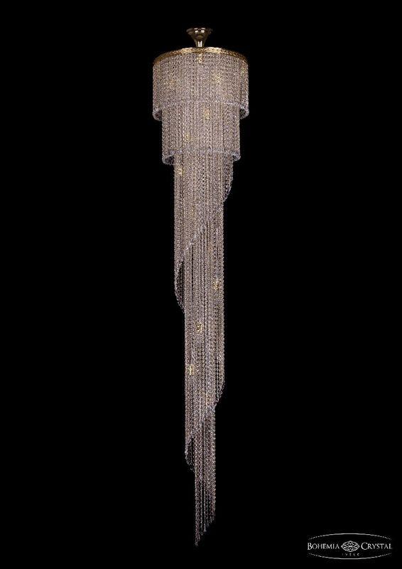 Потолочная люстра Bohemia Ivele Crystal 8311/50-250 G