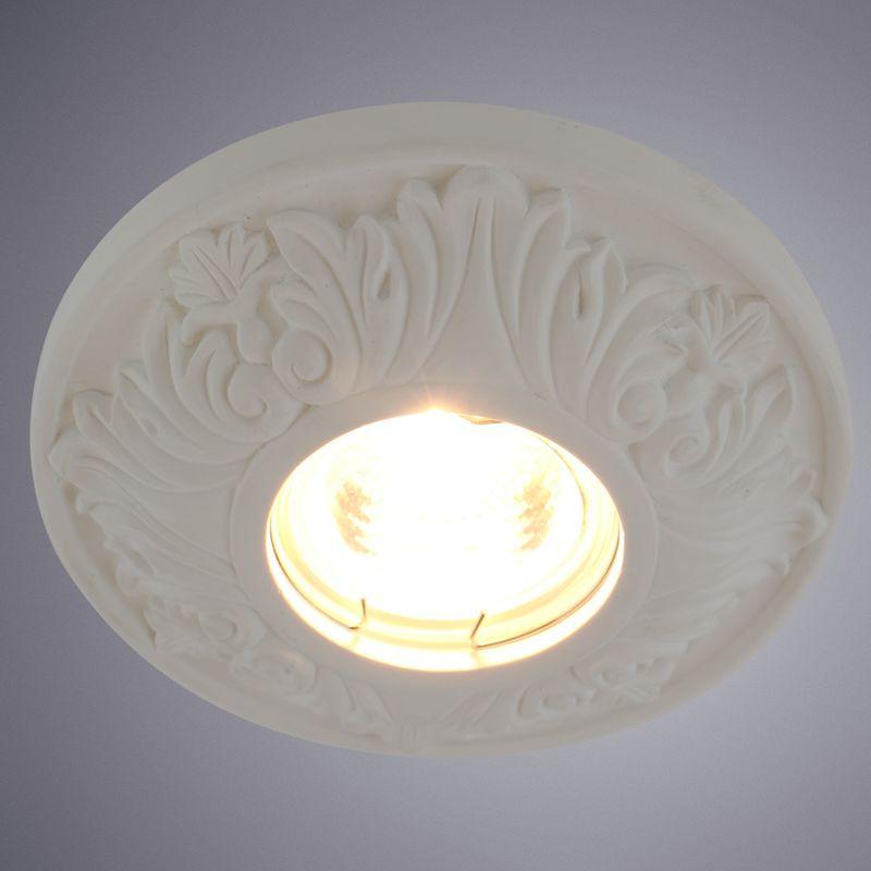 Встраиваемый светильник CRATERE A5074PL-1WH