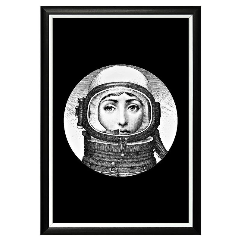 Арт-постер Mona Lina 19