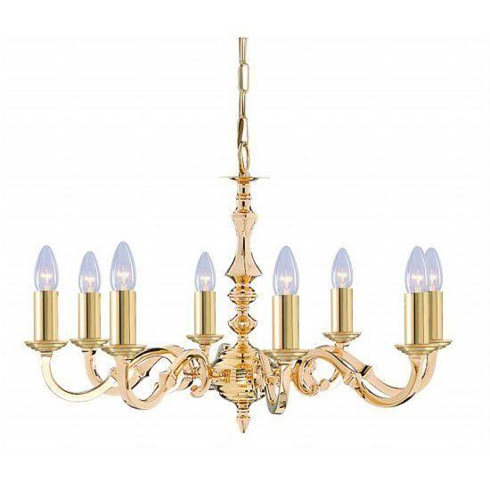 Светильник подвесной Arte Lamp Decorative classic n A2171LM-8PB
