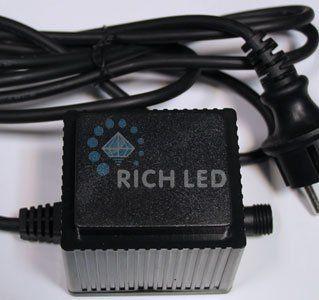 Трансформатор 220/24 В RL-220AC24-50W-B
