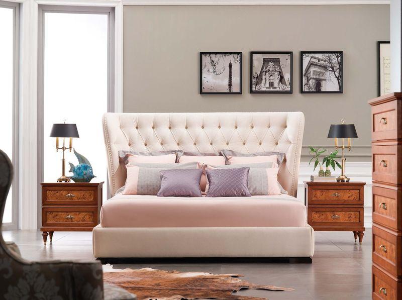 Кровать Fratelli Barri MESTRE FB.BD.MES.393
