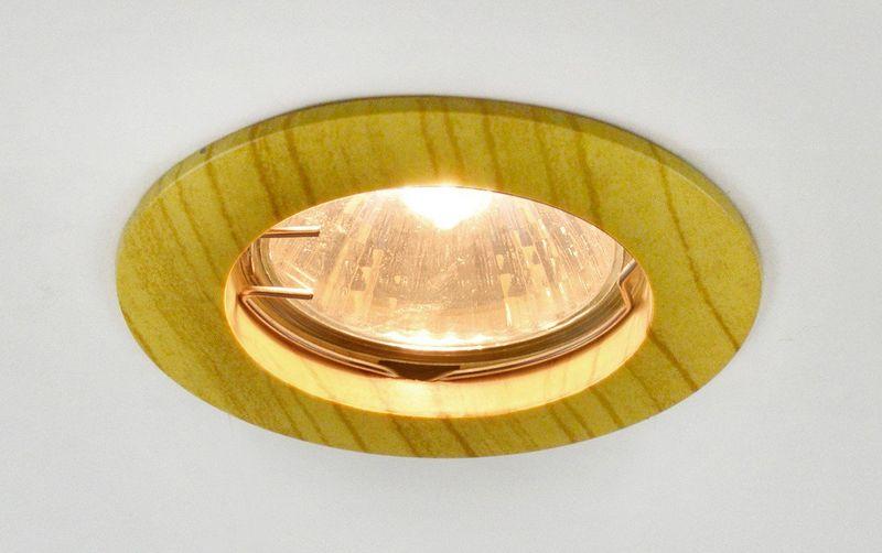 Встраиваемый светильник Arte Lamp wood A5452PL-3BR