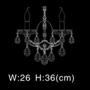 Бра Illuminati MB11028001-2A. Фото №1