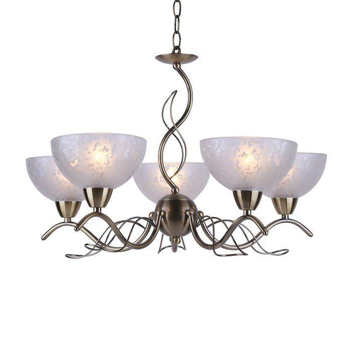 Светильник подвесной Arte Lamp Luciana A6081LM-5AB